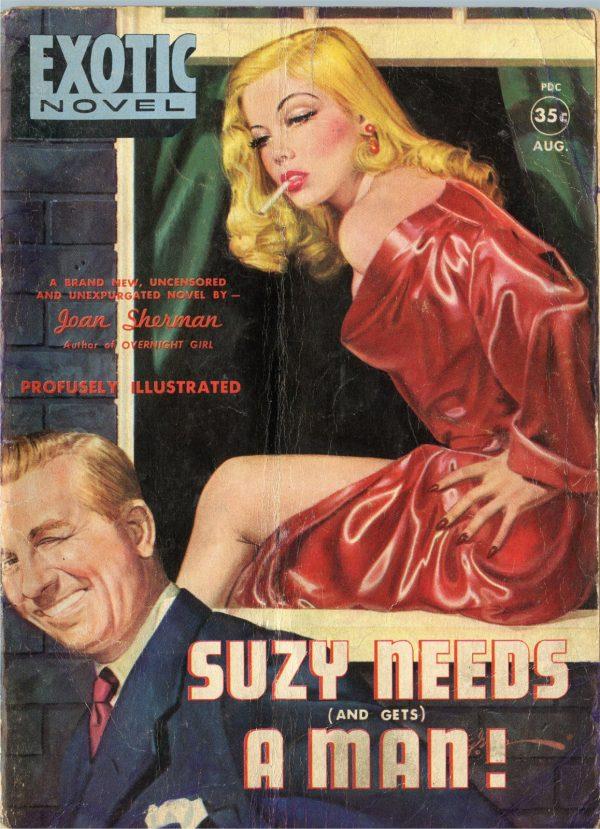 Quarter Books Suzy Needs a Man