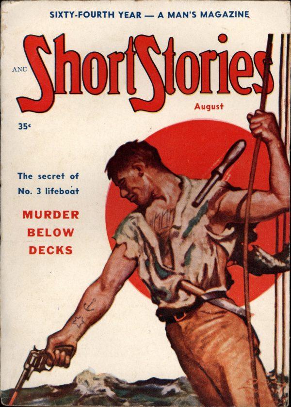Short Stories August 1953
