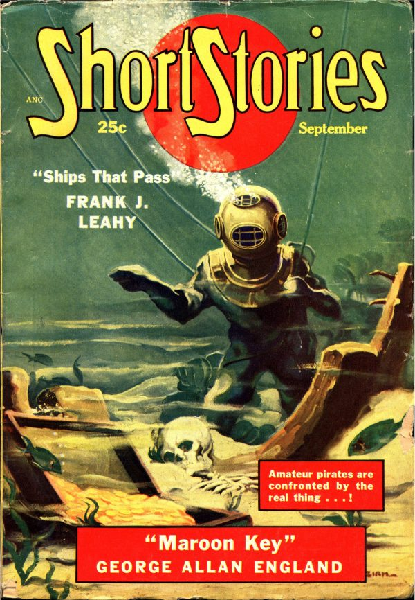 Short Stories September 1951