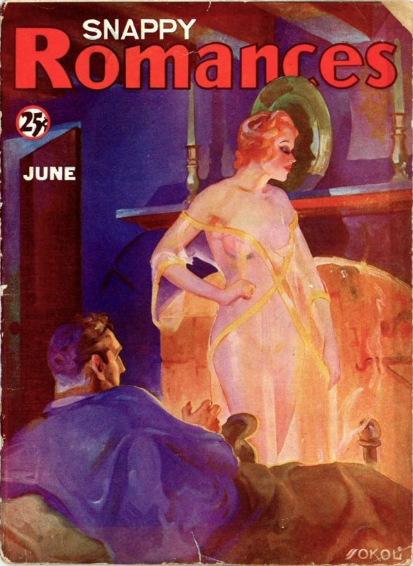 Snappy Romances, June 1935