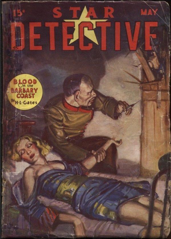 Star Detective 1935 May