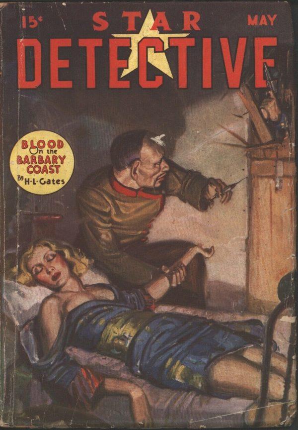 Star Detective Magazine May 1935
