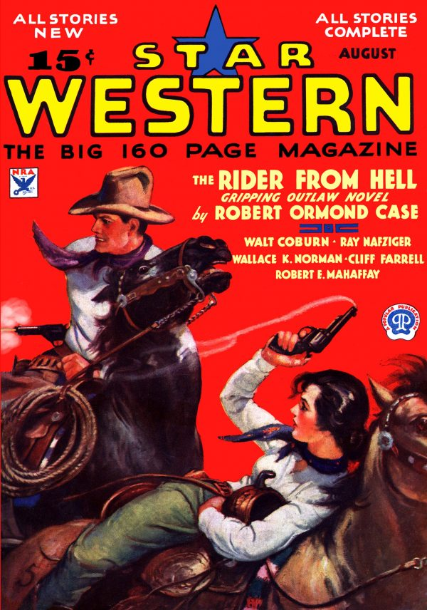 Star Western August 1934
