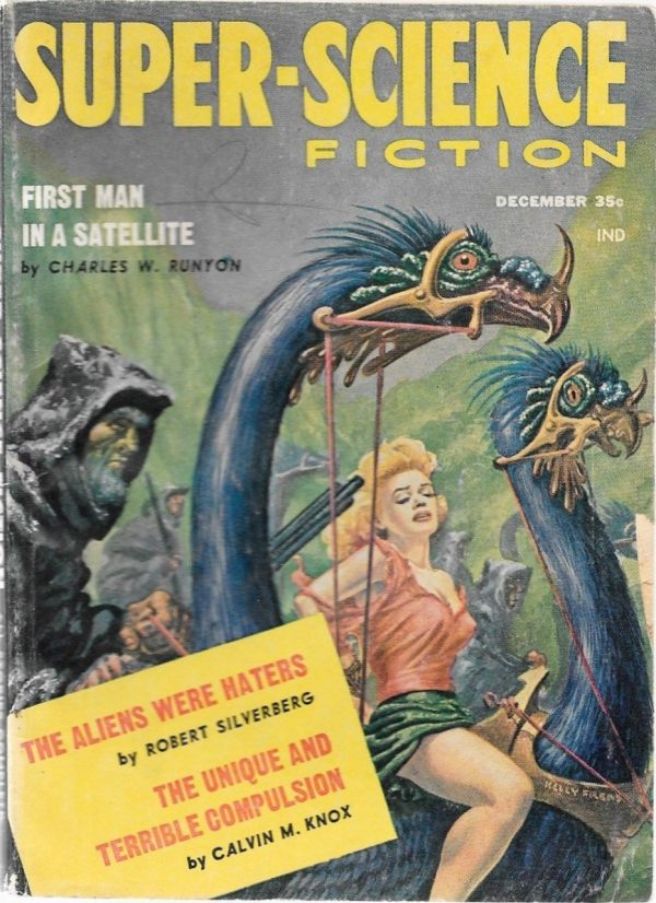 Super-Science Fiction December 1958