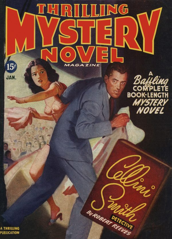 Thrilling Mystery Novel January 1946