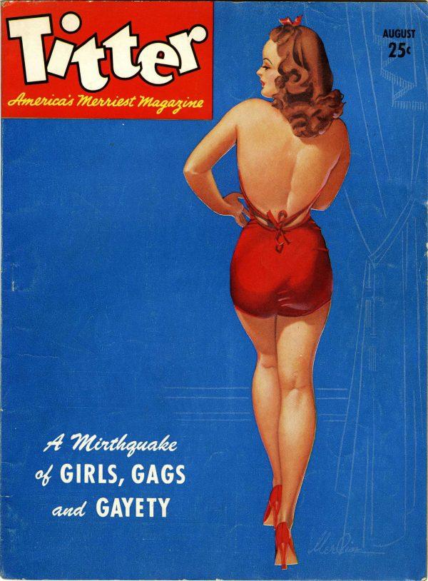 Titter #1 August 1943