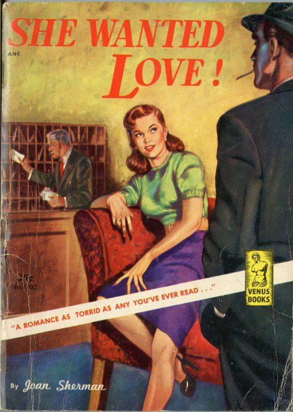 Venus Books 102 1950