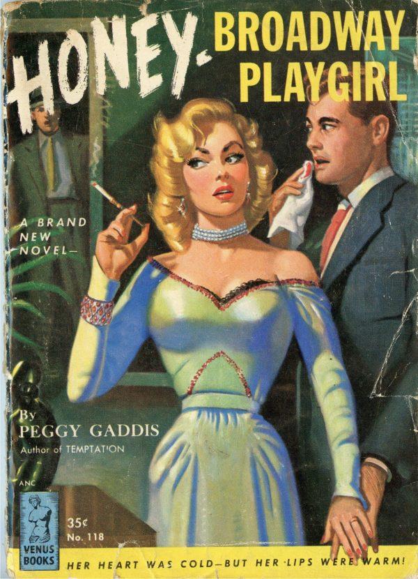 Venus Books 118 1951