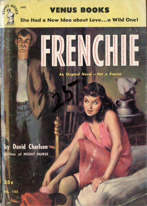 Venus Books 145 1952