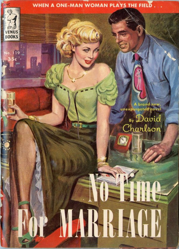 Venus books 119 1951