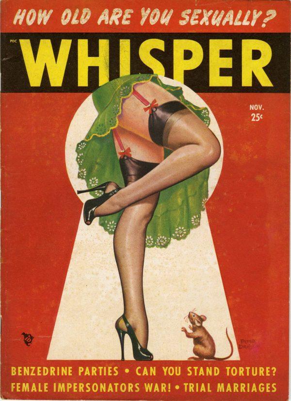 Whisper November 1949