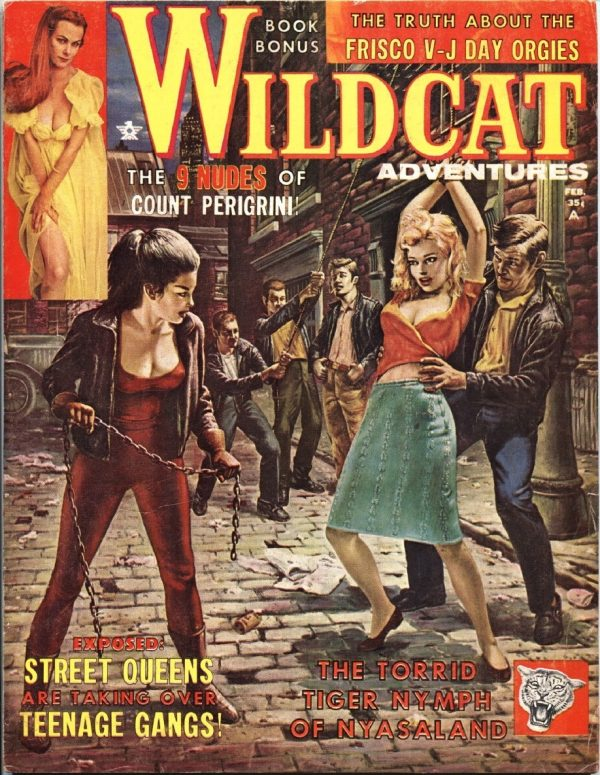 Wildcat Adventures February 1962