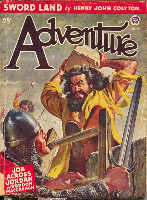 Adventure July 1946
