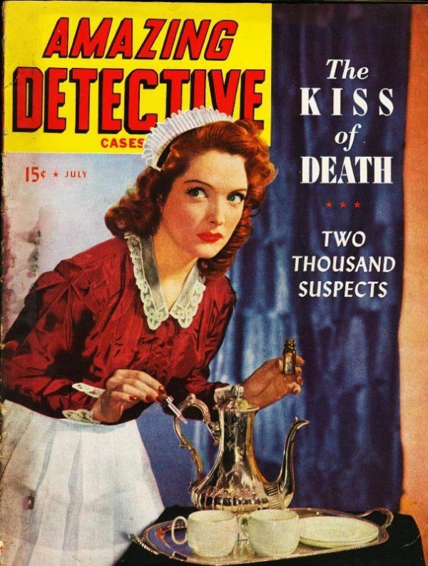 Amazing Detective July 1944