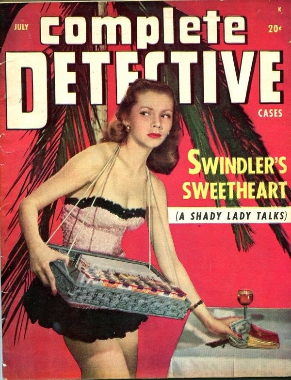 Complete Detective July 1947