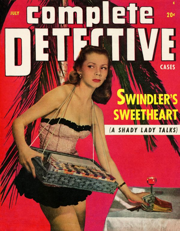 Complete Detective Magazine July 1947
