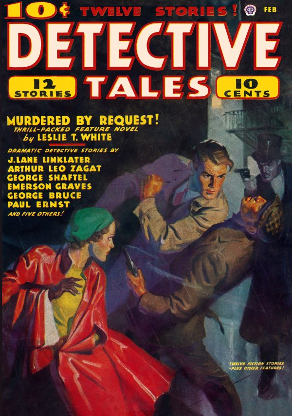 Detective Tales February 1936