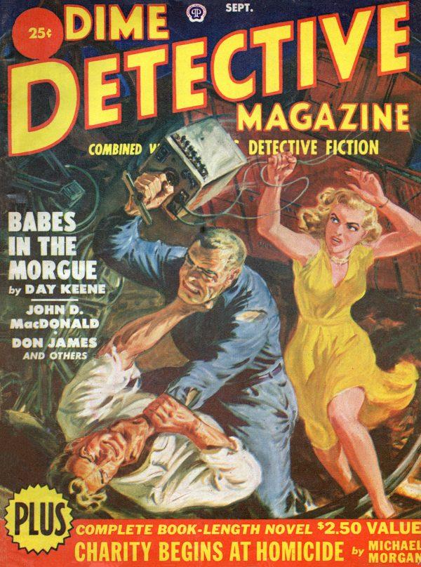 Dime Detective September 1950