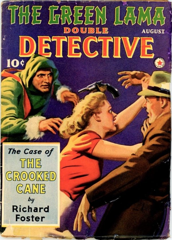 Double Detective, August 1941