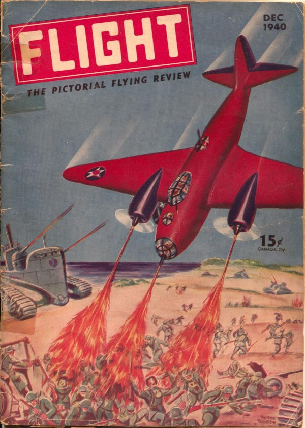 Flight Issue #1 December 1940