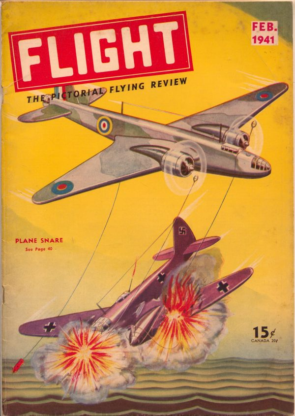 Flight Issue #2 February 1941
