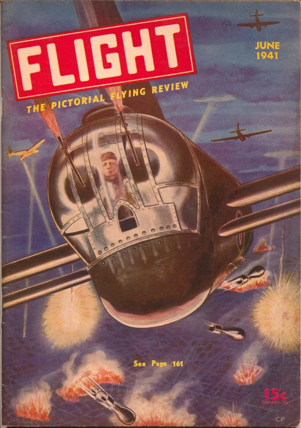 Flight Issue #6 June 1941