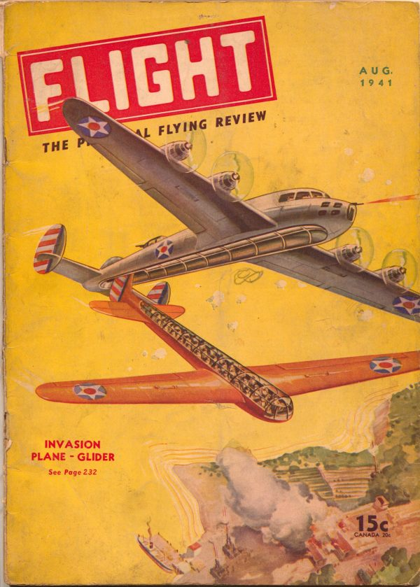 Flight Issue #8 August 1941