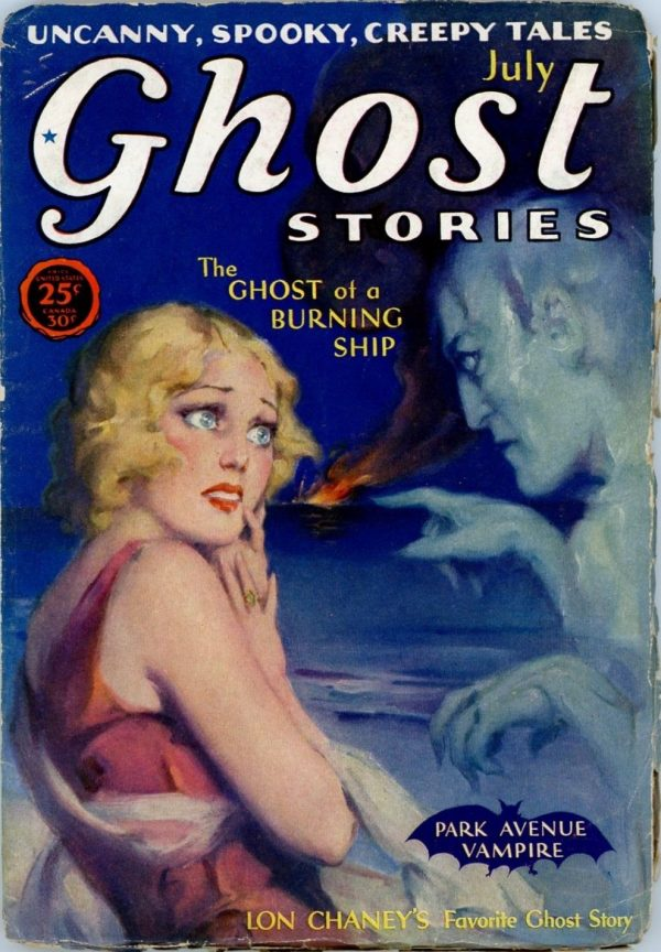 Ghost Stories, July 1930