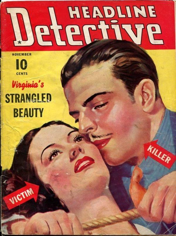 Headline Detective November 1939