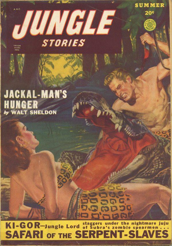 June 1949 Jungle Stories