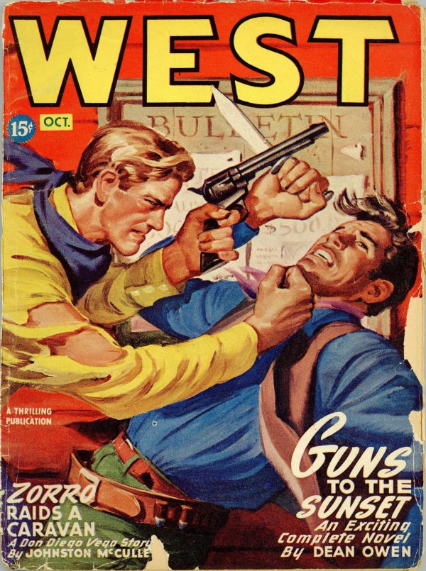West Magazine October 1946