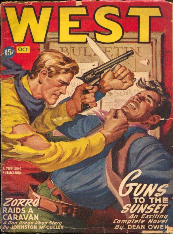 West October 1946