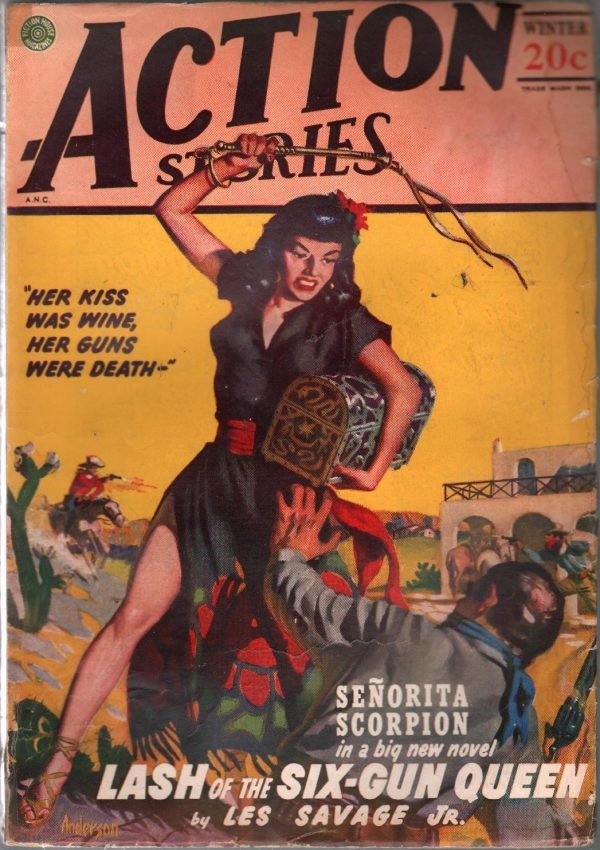 Action Stories Winter 1947