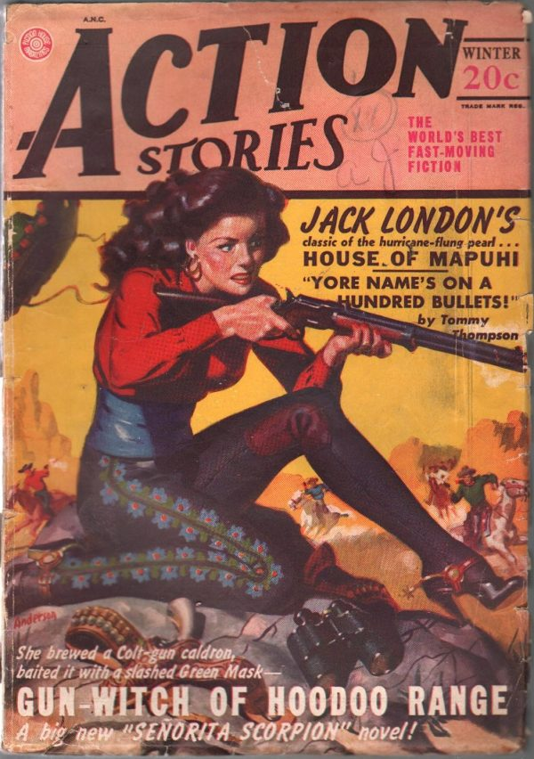 Action Stories Winter 1948