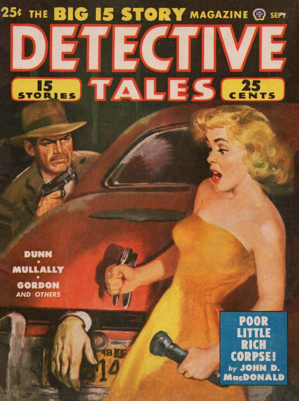 Detective Tales September 1949