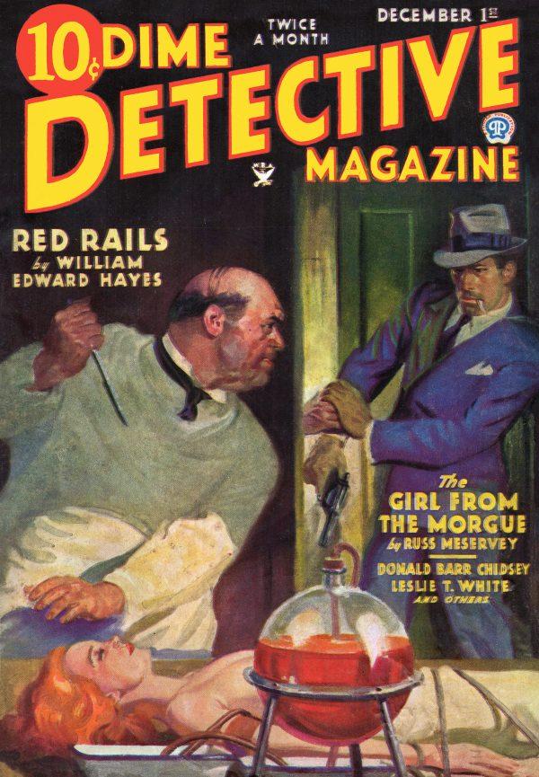 Dime Detective December 1, 1934