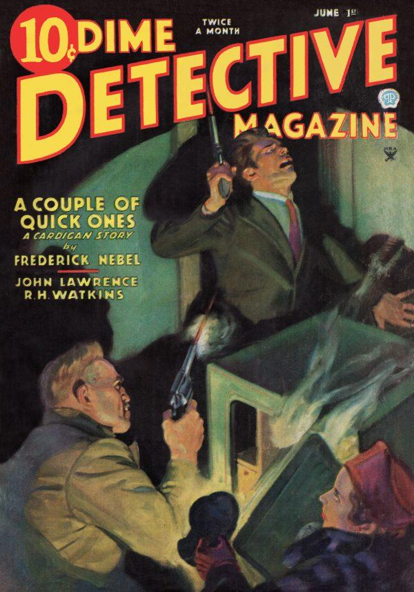 Dime Detective June 1, 1935