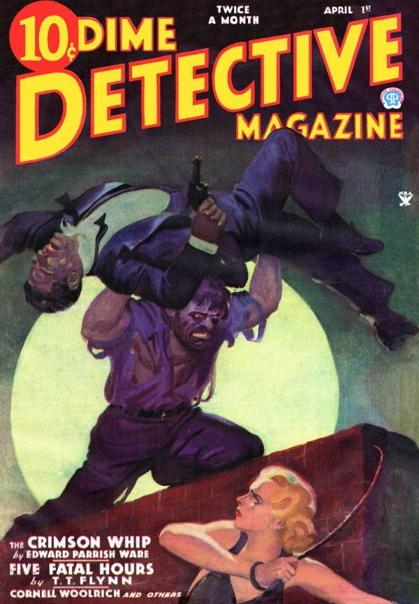 Dime Detective Magazine April 1, 1935
