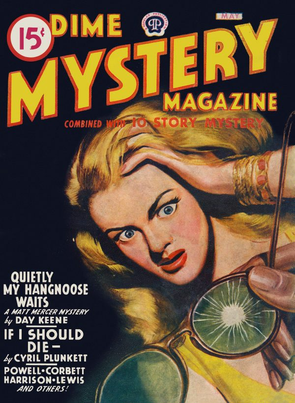 Dime Mystery May 1946