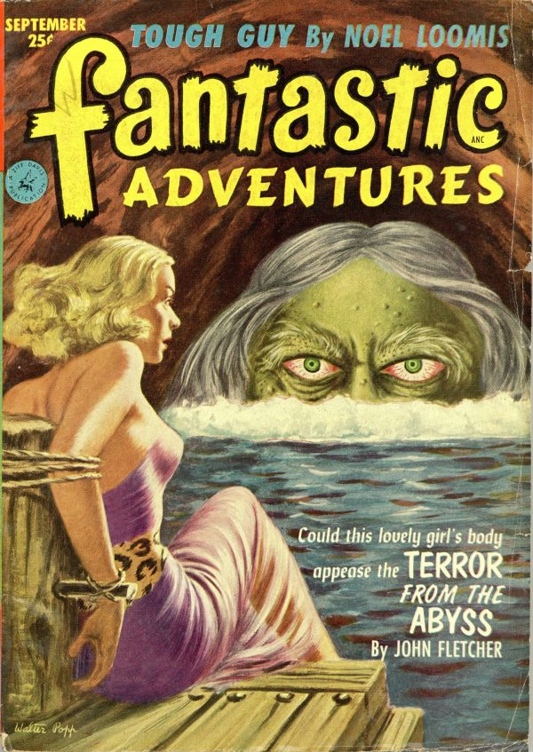 Fantastic Adventures September 1952