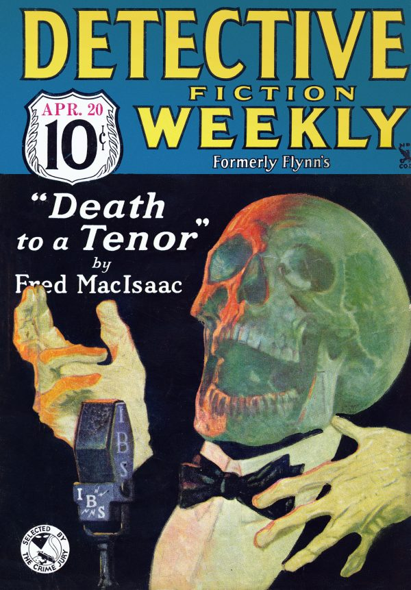 Fiction Weekly April 1935