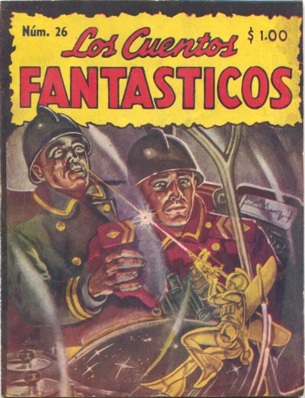 Los Cuentos Fantasticos July 1948