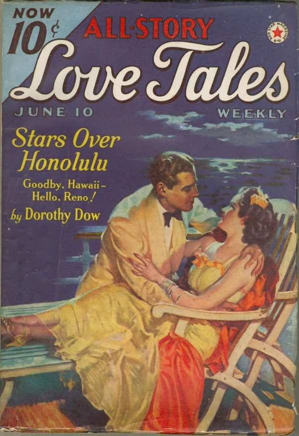 Love Tales Weekly June 10 1939