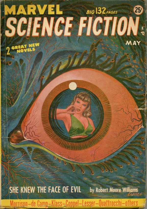Marvel Science Fiction, May 1951