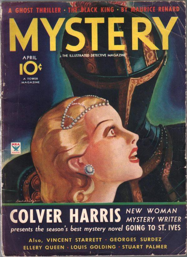 Mystery April 1934