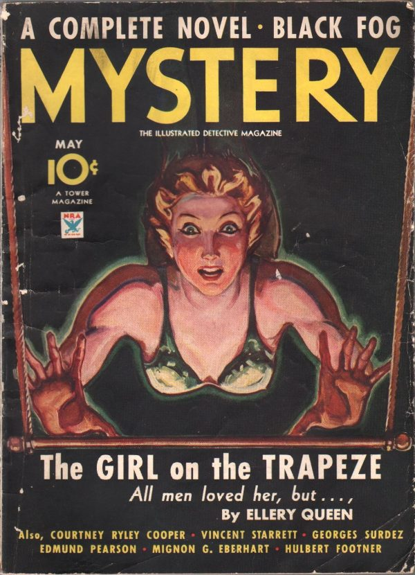 Mystery May 1934