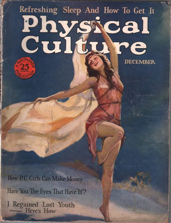 Physical Culture December 1927
