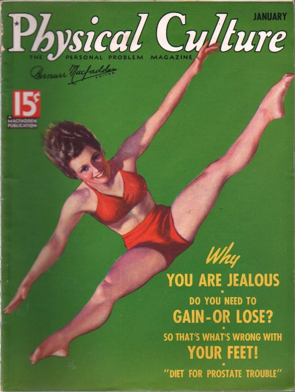 Physical Culture January 1936