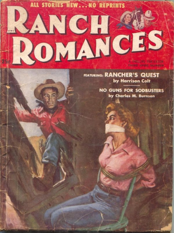 Ranch Romances April 3rd 1955