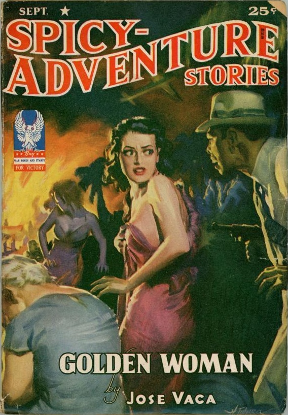 Spicy Adventure Sep 1942